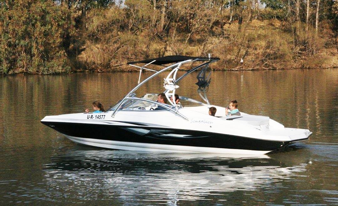 Deckboat 22 SXI